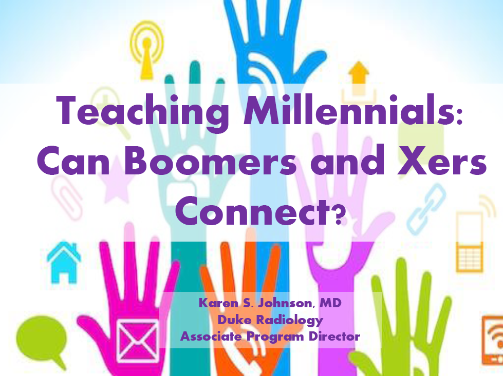 teaching millenials Teach millennials how to use their power when we think of leaders and when we think of millennials through coaching and teaching.