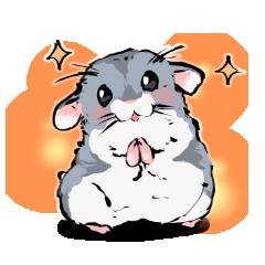 Lovely hamster SHISHAMO!   http:// line.me/S/sticker/1211 084 &nbsp; …  #LINESticker #LINE贴图 #kawaii #hamster<br>http://pic.twitter.com/Mx97Rsz8J2