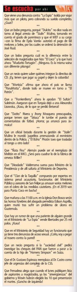 Glosas Del Diario Criticael De Mayor Circulación En Panamá Scoopnest