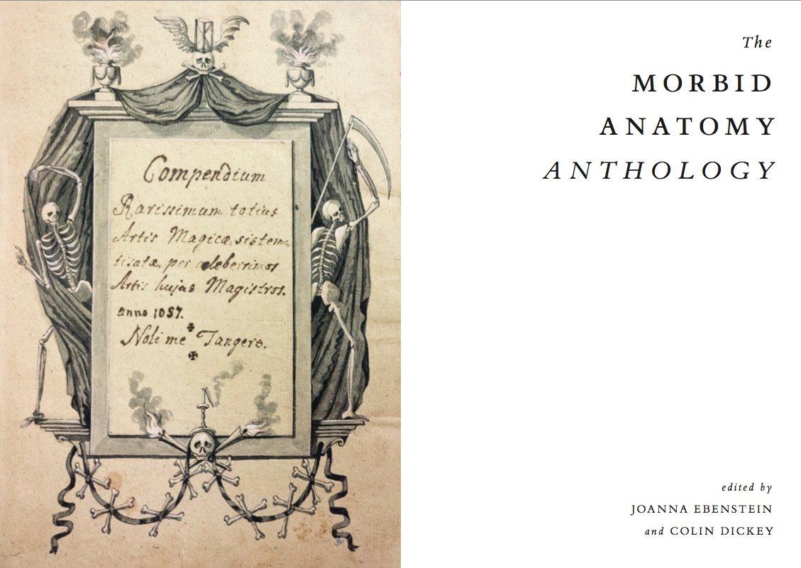 Morbid Anatomy On Twitter Preorder The Morbid Anatomy Anthology