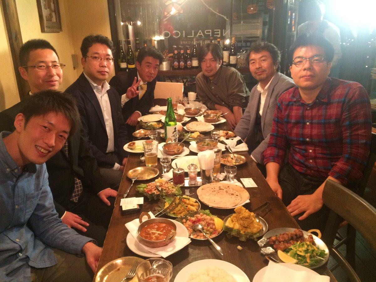 今日は新しい二人の田中宏和さん、107人目の「飯田の田中宏和さん」、108人目の「希望の田中宏和さん」と、渋谷の田中宏和さん、WEBの田中宏和さん、社労士の田中宏和さん、エンジニアの田中宏和さんと。NHK総合の番組の取材ロケでした。 https://t.co/57RuXnLfmT