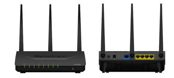 Router RT1900ac Synology