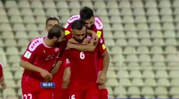 Video: Lebanon vs Lào