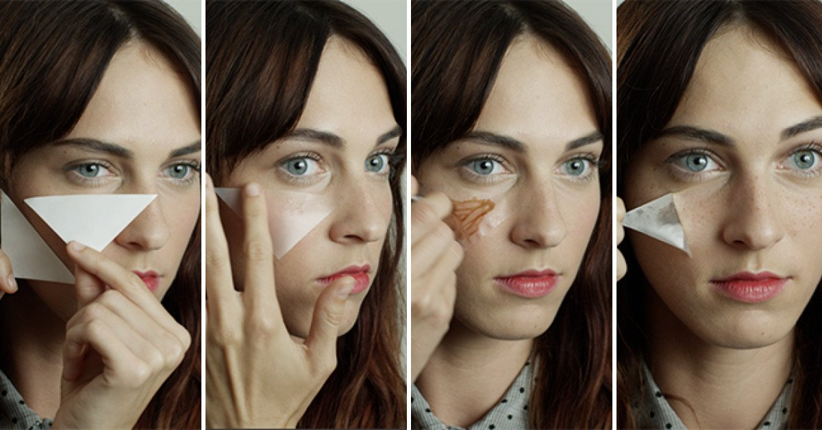 b8db314e4 This Company Is Trying to Make Semi-Permanent Freckles a Thing ...