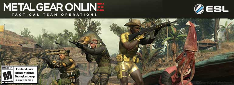 Metal Gear Online Global Championship