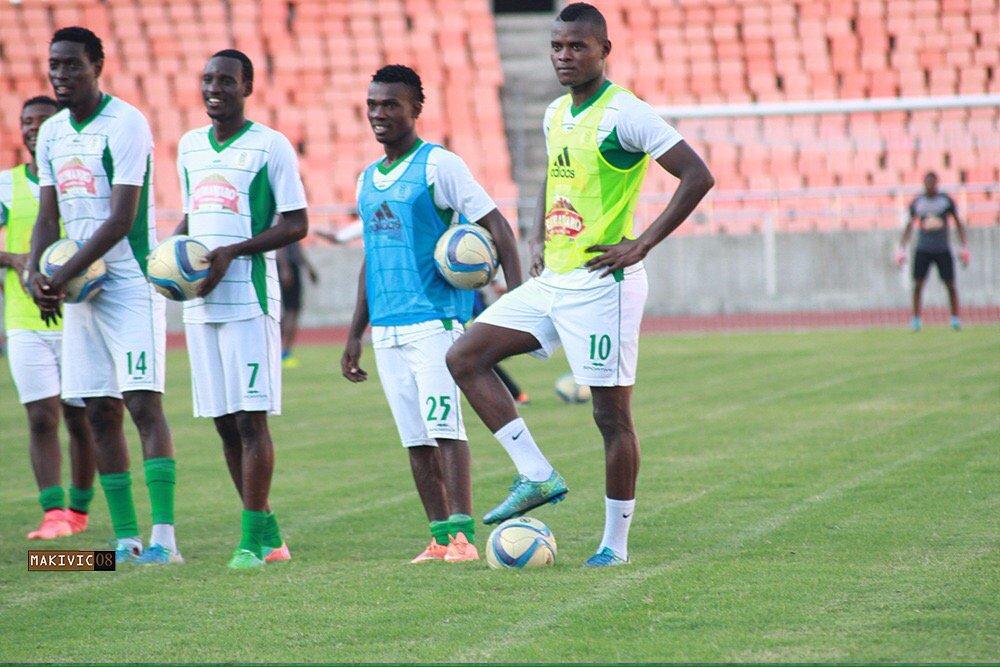 Photo from Today's Taifa stars training session preparing for Algeria. @Johnbocco19 , @samatta15 @Tanfootball https://t.co/myjh8t7vmq