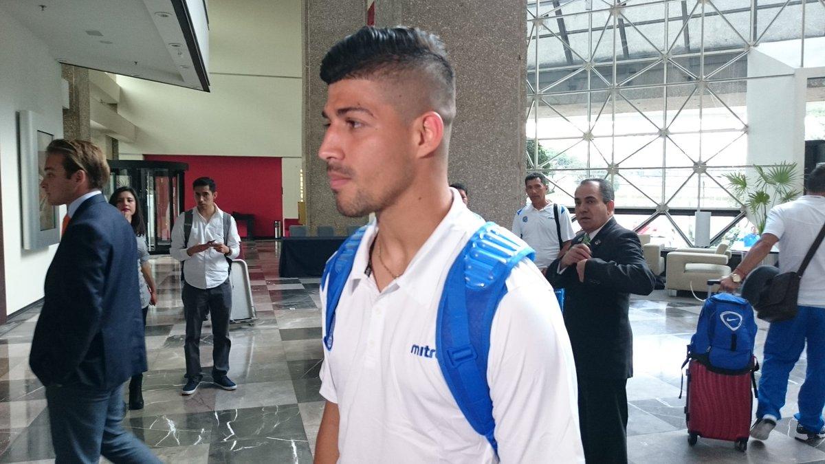 Rusia 2018: El Salvador vs Mexico en ciudad mexico el 13 de noviembre del 2015.  Informacion del juego. CToe_5_VEAAHINo