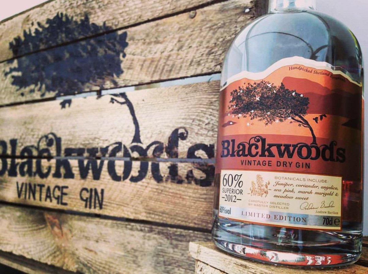 Resultado de imagen para GIN BLACKWOODS VINTAGE 60