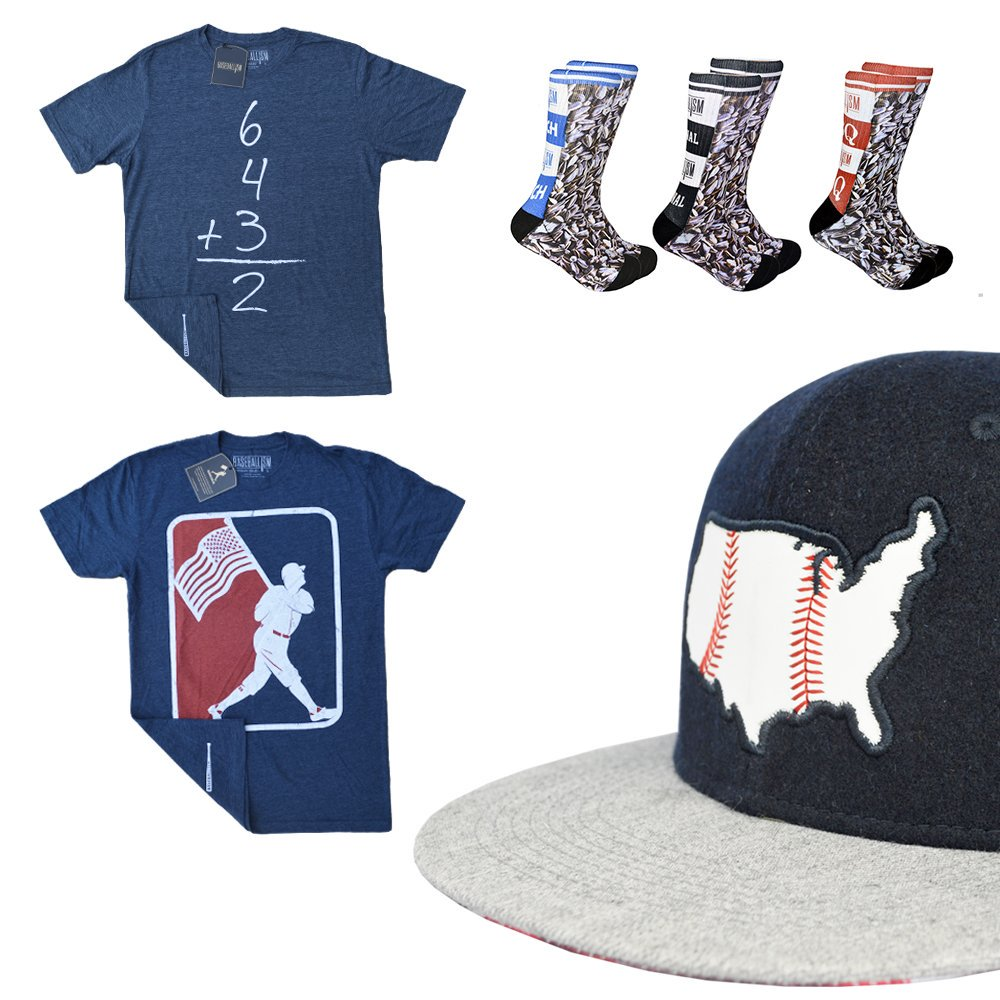01155d25 this 30daysofgiveaways prize from baseballism will help you cover all your  fashion bases