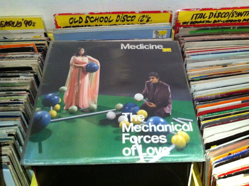One for @BadAlbumCovers, it's the mechanical forces of love occurring on a massive pool table. #didntbuyit https://t.co/6T87TdxvTC