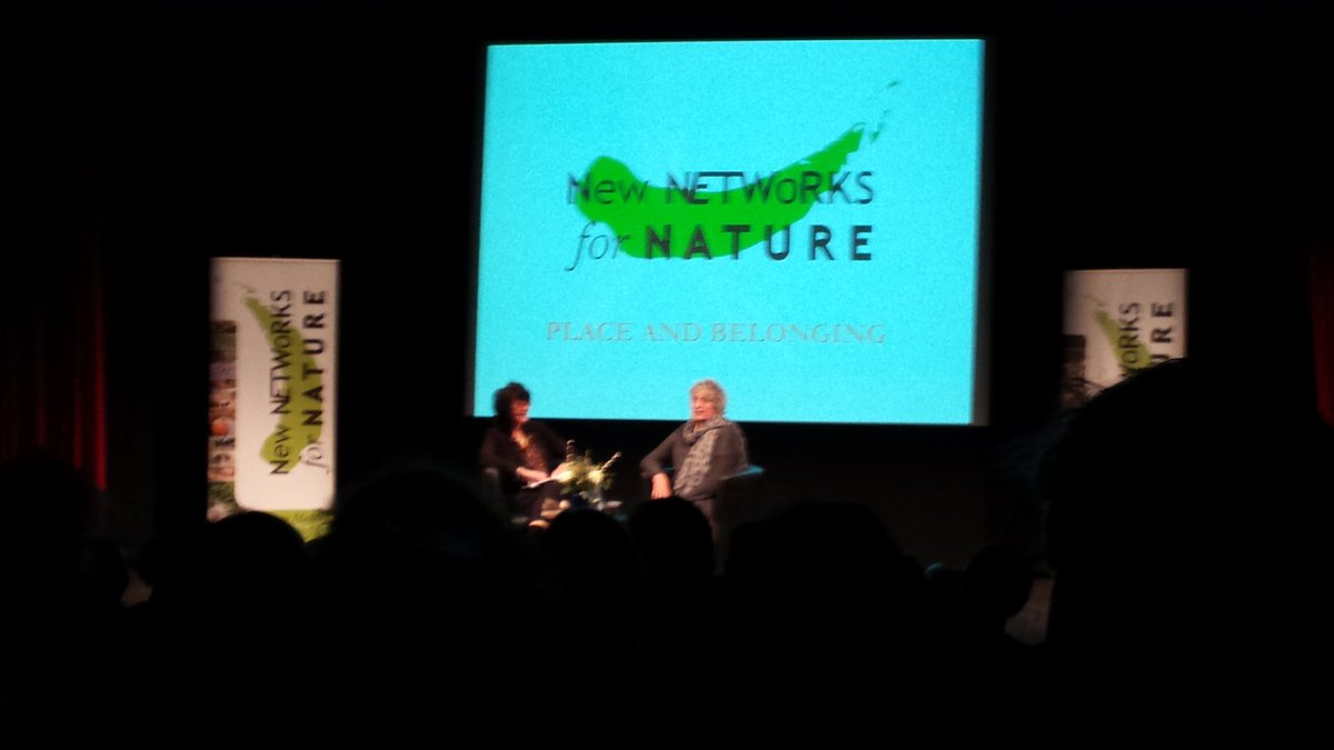 Kicking off #NatureMatters15 is Germaine Greer in conversation with Ruth Padel, with thoughts on parenting and bees https://t.co/sezZH0UIwl