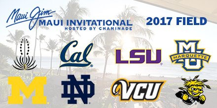 Just Announced: The field for the 2017 @OfficialMauiJim @MauiInv has been revealed. https://t.co/UiIq8oQTSu https://t.co/sIZlzGI8V7