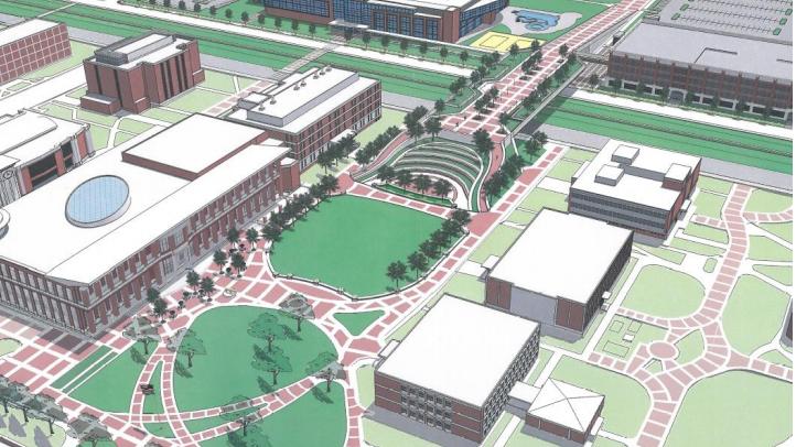 The University of Memphis moves forward with its plans to build a pedestrian bridge https://t.co/zGp1CfVwTE https://t.co/JfXTm6RRmi