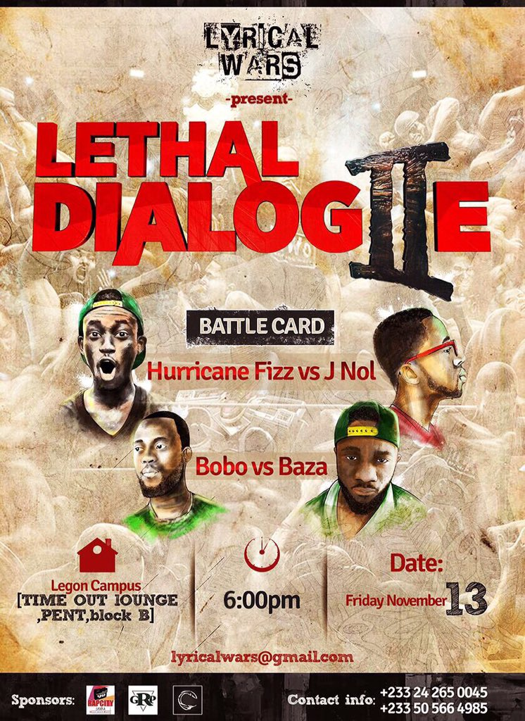Lethal Dialogue 2... You are not ready! https://t.co/060CPOt20H