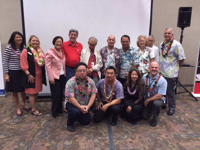 Thumbnail for Hawaii honors Veterans and celebrates the AmeriCorps VISTA 50th Anniversary