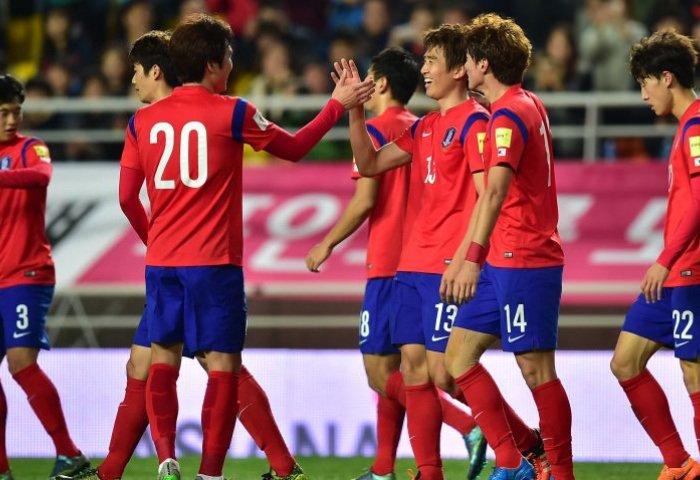 Video: Hàn Quốc vs Myanmar