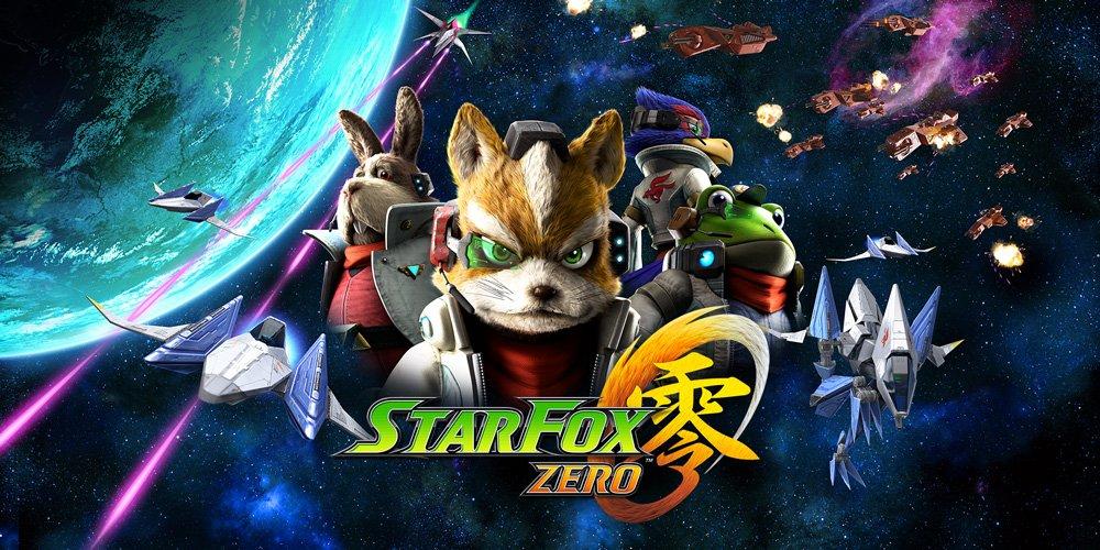 [Wii U] Du gameplay à foison pour StarFox Zero