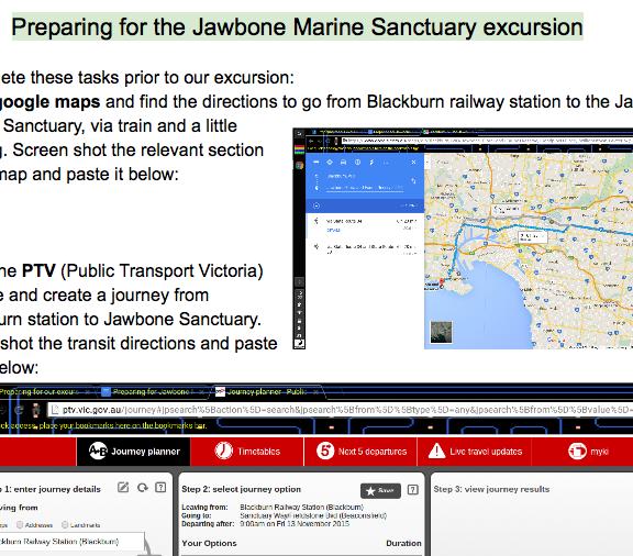 @MVTeachers @slblackburnsth prep for today's Jawbone Sanctuary tour was on Google Classroom #sltours https://t.co/RhNOQr6piL
