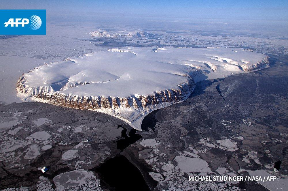 Un glaciar difícil de pronunciar, fácil de derretir