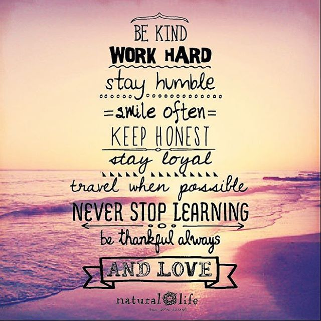 #BeKind #WorkHard #StayHumble - The true level of success! https://t.co/iLE3ooYABq