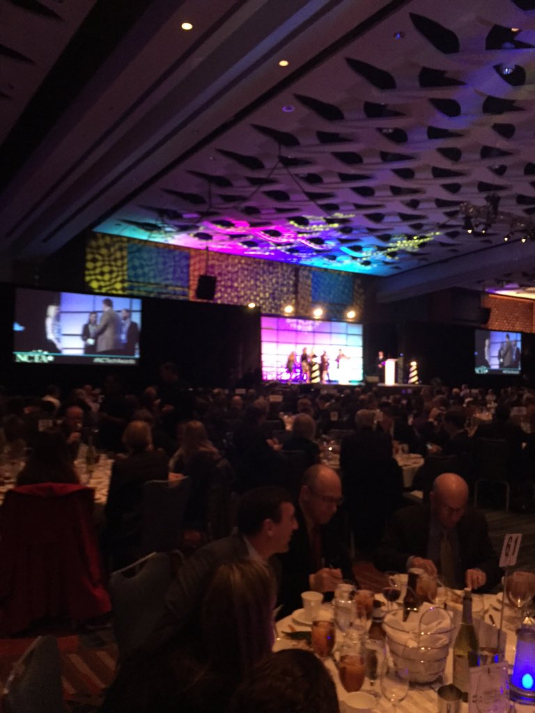 Congrats to @ncino winner! Software company #NCTechAwards https://t.co/yOPKVW7CDx
