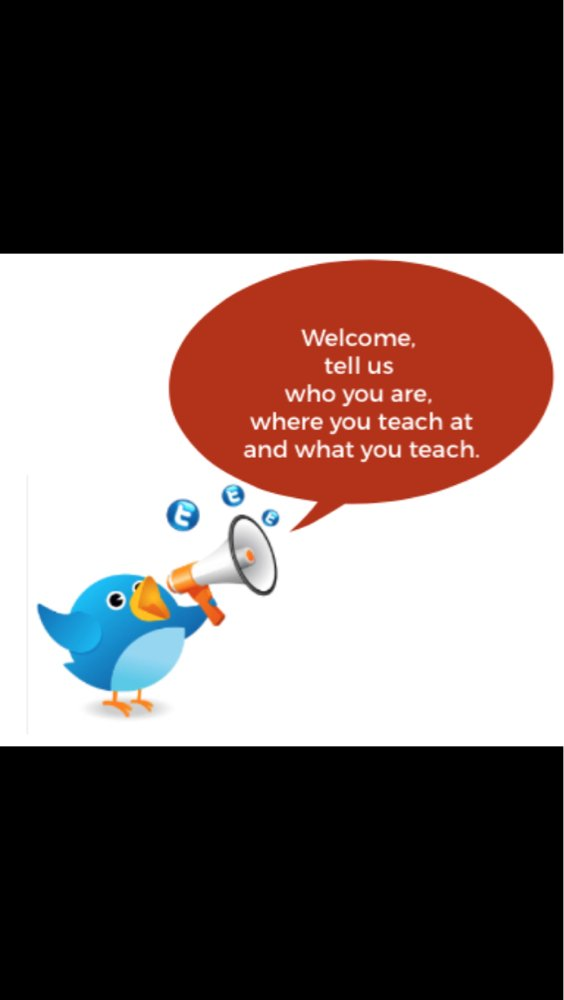 Welcome to #saskedchat Please introduce yourself and tell us where you are from! https://t.co/8eGEalJ3yt