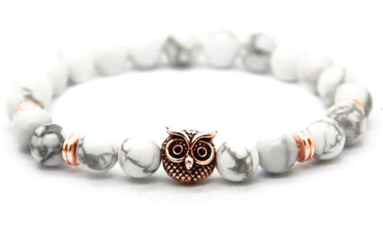 Marble & Rose Gold OVO Owl🌹 LIKE if you want ♥️♥️ https://t.co/JSvUZWSWMh