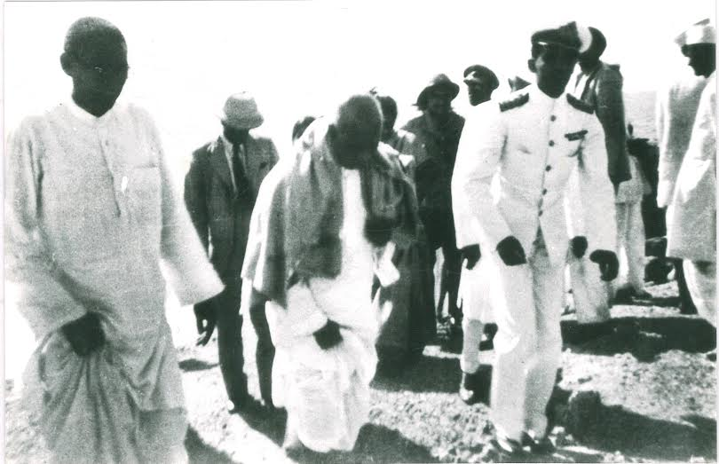 Somnath Series: Historic visit by Sardar Patel, Gadgil, Jam Saheb that paved the way for reconstruction of ruined Somnath temple