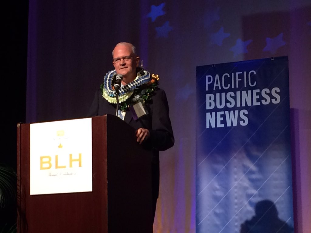 .@ShidlerCollege Dean Vance Roley selected as this year's #PBNBLH @asbhawaii Business Leader of the Year! https://t.co/aIf0ZzIIap