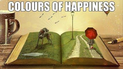 Guten MORGEN! #BuchWien COLOURS OF HAPPINESS Stand C28 ;-) #Bücher Wie Kino - nur im Kopf: https://t.co/iHKtP7mzvp https://t.co/rxlkg11VQe