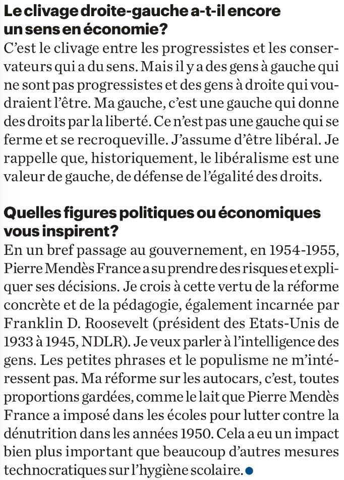 #Libéralisme, #Mendès, #Roosevelt, le #MoiMaGauche de #Macron #LeParisienMag pic.twitter.com/6VhPlHsipx