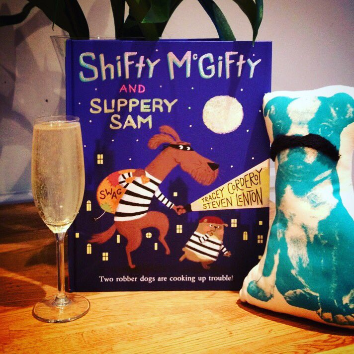 To celebrate winning the @JustAboutBooks picture book award I'm giving away a signed Shifty 1&2! RT to enter! https://t.co/vfccYqgxui