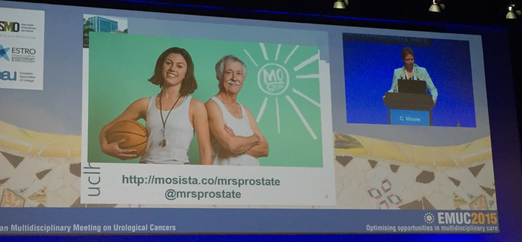 @mrsprostate gives a big push for #MoSista supporting #Movember #EMUC15 @MovemberUK https://t.co/5MqtjNSi27