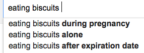 """Enjoy this poignant short story """"Eating Biscuits"""" I accidentally made with google https://t.co/ZfJeKKrAHG"""