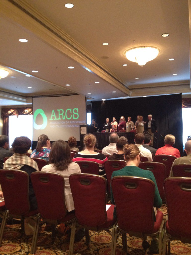 Thumbnail for 2015 ARCS Conference - New Orleans - Day 2 - #ARCSConf