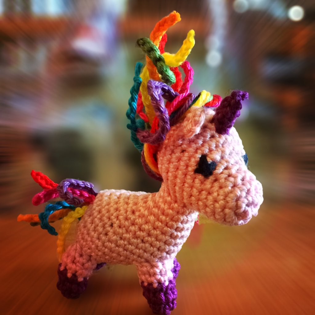 Crochet Magical Unicorn Amigurumi Free Pattern- #Amigurumi Crochet ... | 1024x1024