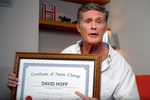 David Hasselhoff strikes back! CTsLsneXIAQiKiZ