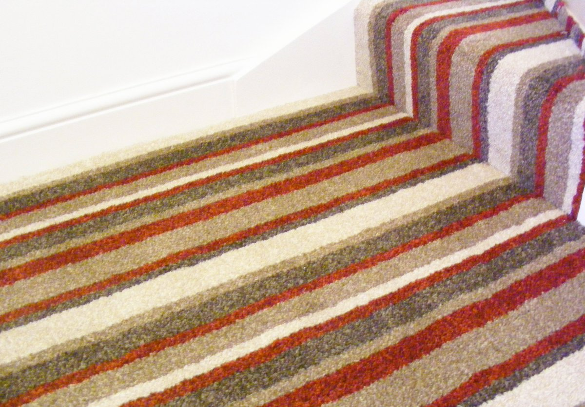Palm Beach Stripe Carpet Vidalondon
