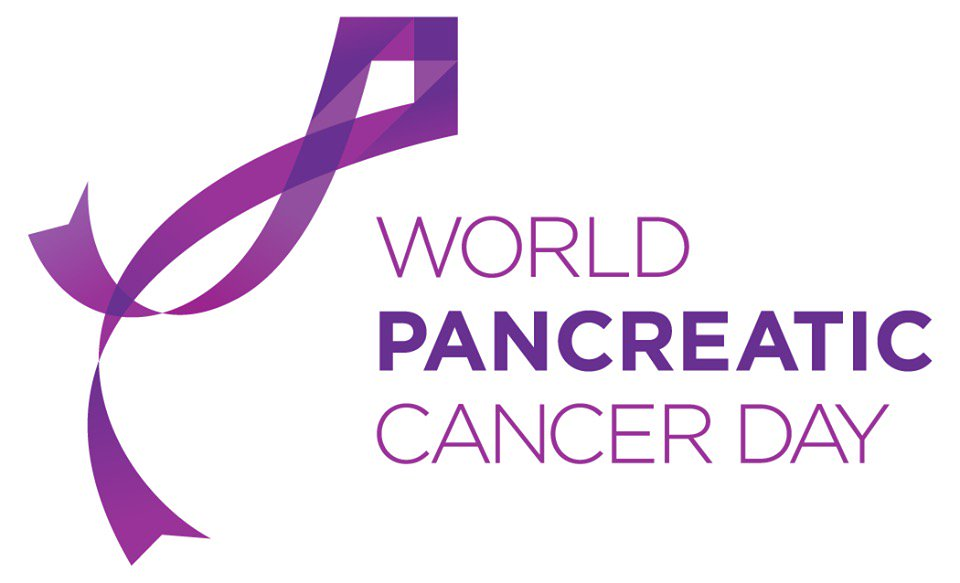 It's World #PancreaticCancer Awareness Day...Please wear purple to show support for all fighting this disease. #WPCD https://t.co/CPYrmZq7eL