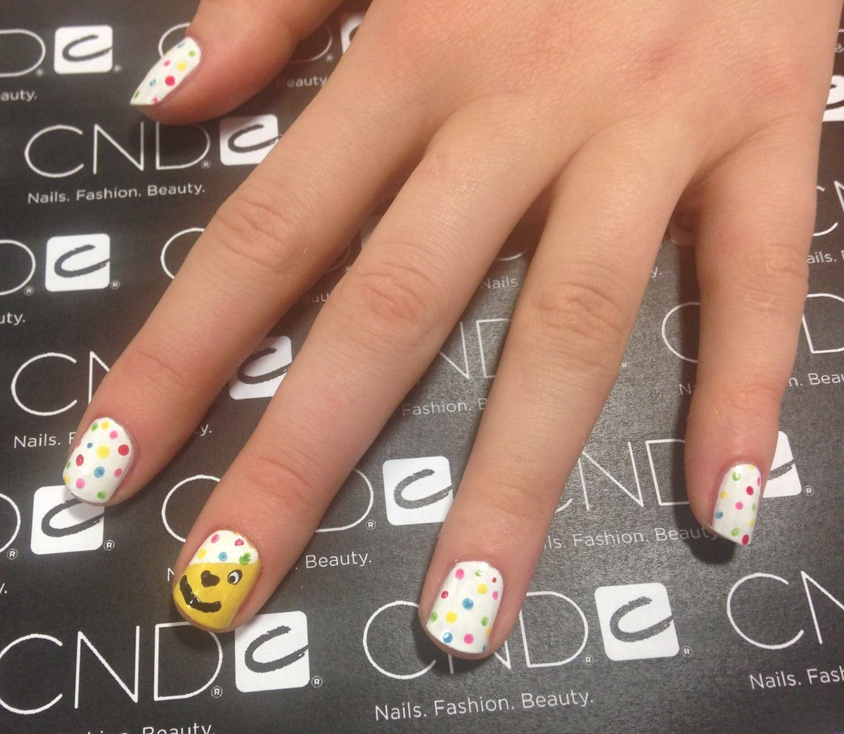 Sweet Squared On Twitter Weve Got Our Pudsey Bear Nails Ready For