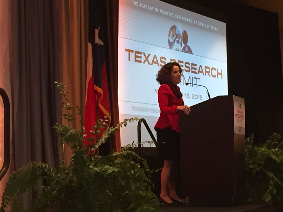 #NSFDirector is giving remarks at the Texas Research Summit. #TAMEST https://t.co/RgmmhvygVM