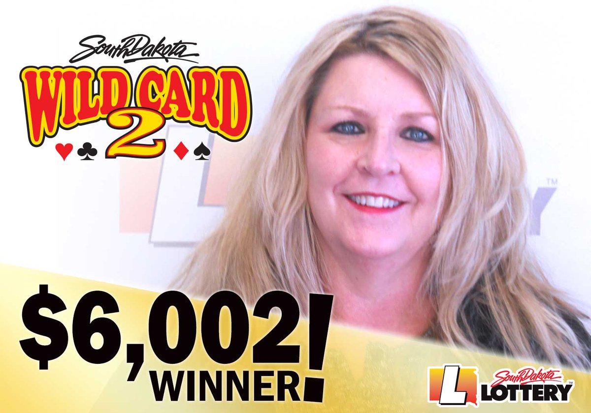 South Dakota Lottery on Twitter: