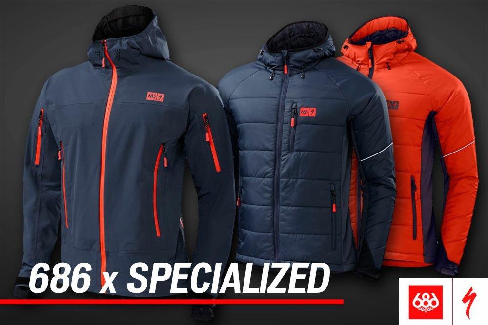 Chaqueta 686 specialized