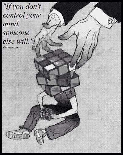 how to control own mind
