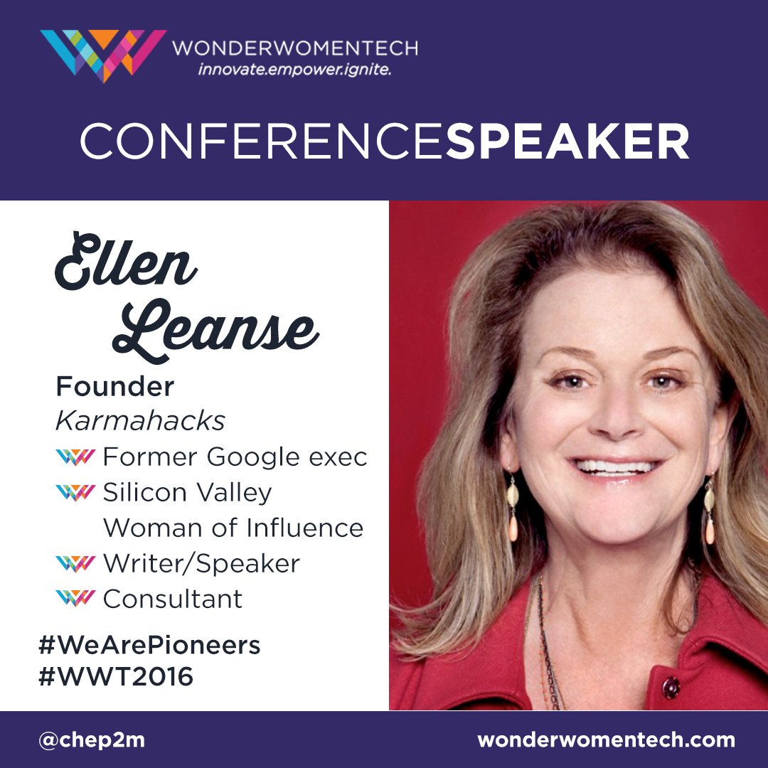 Bonus honor to being a @wonderwomentech speaker: getting to know @MissLisaMae & her vision. #WeArePioneers #WWT2016 https://t.co/Kg0Kbwgd9h