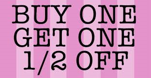 a4e01601ed *BUY ONE/GET ONE 50%OFF continues. *Certain exclusions apply see store for  details. #HALIFAX #BOGO #salespic.twitter.com/P4f7yWVaoh
