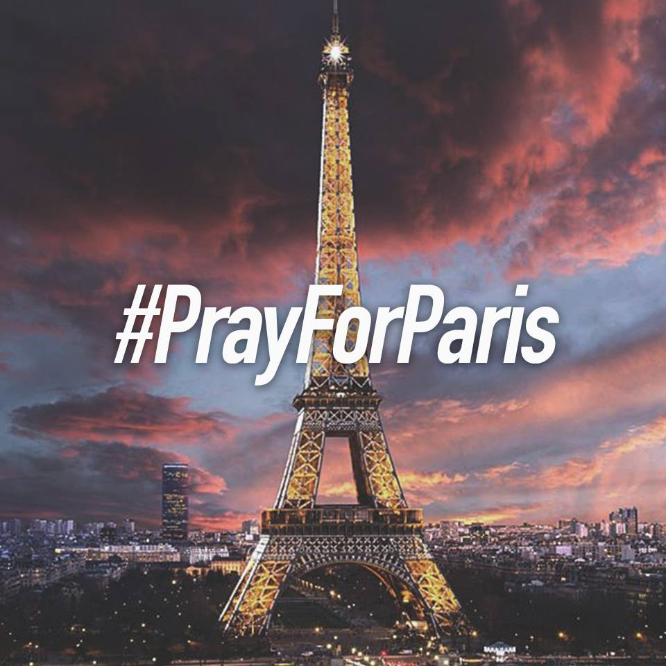 Please take a moment and #PrayforParis https://t.co/pQIS0PC2dI
