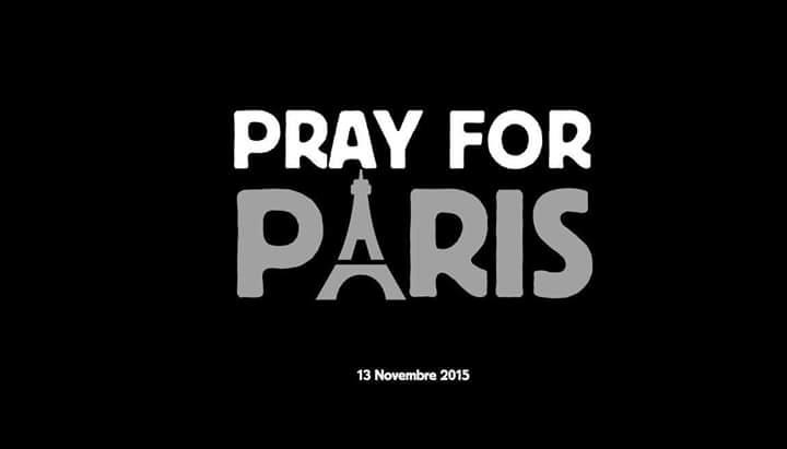 Praying for all in Paris https://t.co/mDPA8i2zdQ