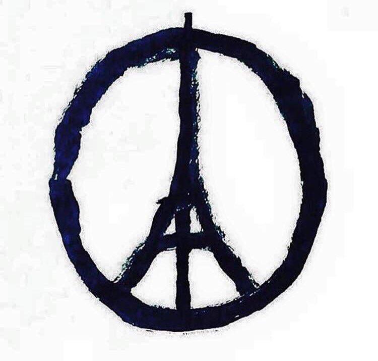 #PeaceinParis https://t.co/vK5Keow8u1