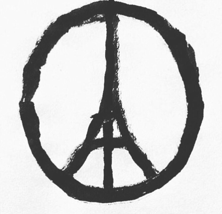 Sending love and prayers to our Paris family. Please be safe ❤️ https://t.co/0c7ACgzMK4